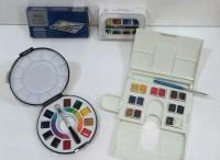 imagen diversas Cajas de Acuarela
