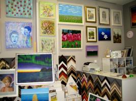 imagen del interior de la tienda.