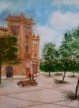 Imagen de Plaza de Toros de las Ventas. Madrid.
