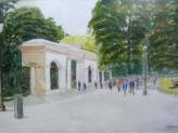 imagen de Puerta del Jardin Botánico Madrid
